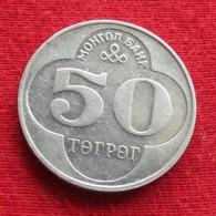 Mongolia 50 Tugrik 1994 KM# 123  Mongolie - Mongolie