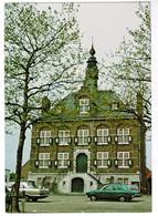 Zomergem Gemeentehuis, Oldtimers 1970's, Ford Escort, Opel.. (pk55372) - Zomergem