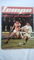 1978 TEMPO YUGOSLAVIA SERBIA SPORT FOOTBALL MAGAZINE NEWSPAPERS CHINA ARCHERY WOMAN HANDBALL RED STRA BRAZIL PARTIZAN - Deportes