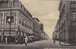 CARTOLINA - ECUADOR -GUAYAQUIL - CALLE CHIMBORAZO - Ecuador