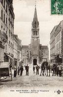 JM PARIS Eglise De Vaugirard Rue Gerbert ANIMEE - Churches