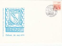 1979 DEKANI 500 LET   SLOVENIJA JUGOSLAVIJA - Slovenia