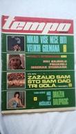 1979 TEMPO YUGOSLAVIA SERBIA SPORT FOOTBALL MAGAZINE NEWSPAPER Ingemar Stenmark SKI ALP BOXING SLOBODAN SANTRAC RADNICKI - Deportes