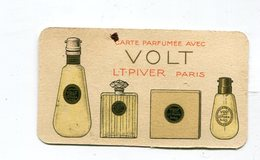 Calendrier 1924/25  Parfum VOLT Paris Format 87*50 Mm    A    VOIR  !!! - Calendars