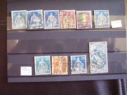 Svizzera. Perfin. Vasta Collezione Di Oltre 180 Esemplari E 3 Lettere. 31 Foto - Perfins