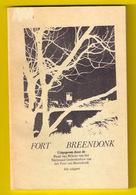 FORT BREENDONK * 1940-1945 111blz ©1983 Concentratiekamp Nazi WW2 WO2 Oorlog KAMP SS FOLTERINGSKAMP Jood Joden Z333 - Guerre 1939-45