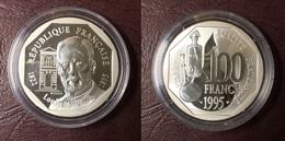FRANCE - Belle Epreuve 100 Francs - Louis Pasteur 1995 - France