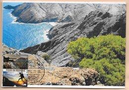 TARJETA MAXIMA- CARTE MAXIMUM- MAXICARD- MAXIMUM KARTE- MAXIMUM CARD- PORTUGAL (MADEIRA) - PICO BRANCO - ILE PORTO SANTO - Vacaciones & Turismo