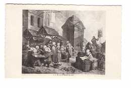 75 Paris Ancien Paris N°280 La Place Maubert Vers 1780 Carte Pharmaceutique Kinseryl Rhiniseryl Trophiseryl Pub Cachet - District 04