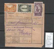 Maroc  - Talon De Mandat - Poste Militaire - Khenifra -1932 - Maroc (1891-1956)