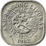 Monnaie, Philippines, Sentimo, 1982, SUP, Aluminium, KM:224 - Philippines
