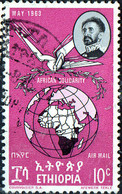 PIA - ETHIOPIE - 1963 : 2° Conferenza Dell' Unità Africana Ad Addis-Abeba   - (Yv  P.A. 44) - Ethiopie