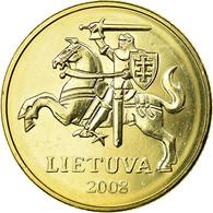 Monnaie, Lithuania, 20 Centu, 2008, SUP, Nickel-brass, KM:107 - Lituanie