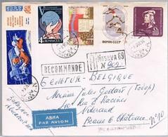 Russia, 1966, For Nederland - 1923-1991 UdSSR