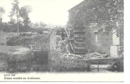 BELGIQUE VIEUX MOULIN EN ARDENNES - Belgium