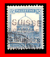 PALESTINA (ASIA )  SELLO USADO AÑO 1922 - Palestina