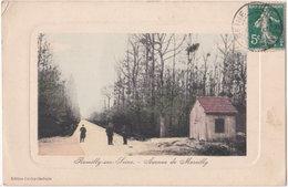 10. ROMILLY-SUR-SEINE. Avenue De Marcilly - Romilly-sur-Seine