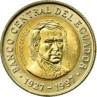 Monnaie, Équateur, 1000 Sucres, 1997, TTB, Bi-Metallic, KM:103 - Equateur