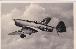 10 Sammelbilder Klemm-Flugzeuge -sehr Selten- - Alte Papiere