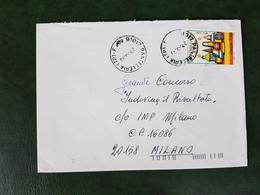 (22270) STORIA POSTALE ITALIA 1993 - 6. 1946-.. Repubblica