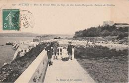 ANTIBES Le Cap Parc Du Grand Hôtel Du Cap Les Iles Ste Marguerite,Batterie De Graillon 409K - Antibes