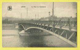 * Liège - Luik (La Wallonie) * (Edit S.D.) Le Pont Du Commerce, Bridge, Canal, Quai, Brug, Rare, Old CPA - Liege