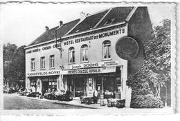 Champ De Bataille De Waterloo Hôtel Des Monuments Dooms - Waterloo