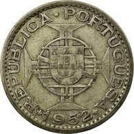Monnaie, Mozambique, 20 Escudos, 1952, TB+, Argent, KM:80 - Mosambik