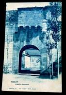 CPA-KP-PC- ESPAGNE Poblet PUERTA DORADA   Monasterio De Santa Maria De Poblet - Tarragona