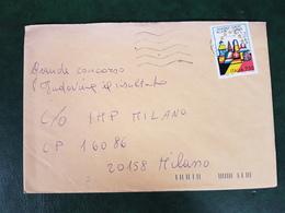 (22313) STORIA POSTALE ITALIA 1993 - 6. 1946-.. Repubblica