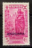 Andorra Española Beneficencia 7 (*) - Nuevos