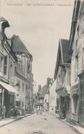 CPA - France - (41) Loir Et Cher - Saint Aignan - Grande Rue - Saint Aignan