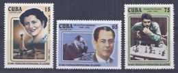 Chess Cuba 2004 - 80 Aniv FIDE - Ajedrez