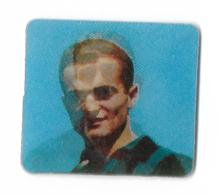 Figurina Formaggino MIO LOCATELLI MAZZOLA-SUAREZ N°116 INTER 1965-66 - Calcio