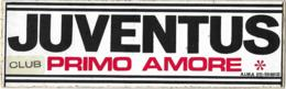 ADESIVO JUVENTUS CLUB PRIMO AMORE - Calcio