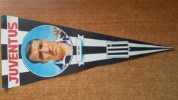 Bandierina Anni '60 Juventus Del Sol N°9Ediz. Lampo - Calcio