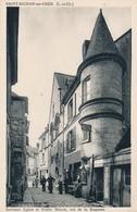 CPA - France - (41) Loir Et Cher - Saint Aignan - Ancienne Eglise Et Vieille Maison - Saint Aignan