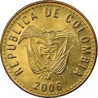 Monnaie, Colombie, 100 Pesos, 2006, SUP, Aluminum-Bronze, KM:285.2 - Colombie
