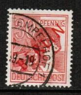 GERMANY---BERLIN  Scott # 9N 28  VF USED (Stamp Scan # 463) - Used Stamps