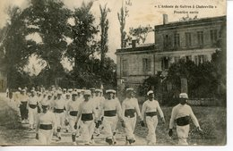 774. CPA L'ARDENTE DE GUÎTRES A CHABREVILLE. PREMIERE SORTIE. 1915 - France