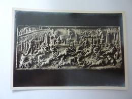 """Cartolina """"MOSTRA AUGUSTEA DELLA ROMANITA'  1937 / 1938  - GIOCHI DEL CIRCO"""" - Mostre, Esposizioni"""