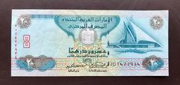 U.A.E P21 20 DIRHAMS 2007 AUNC - United Arab Emirates