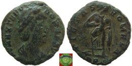 Roman Empire - AE3 Of Theodora (337-340 AD), PIETAS ROMANA - 7. Der Christlischen Kaiser (307 / 363)