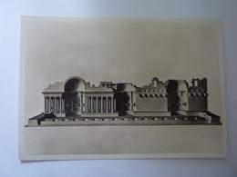 """Cartolina """"MOSTRA AUGUSTEA DELLA ROMANITA'  1937 / 1938  -  PLASTICO DEL NINFEO DI SIDE"""" - Mostre, Esposizioni"""