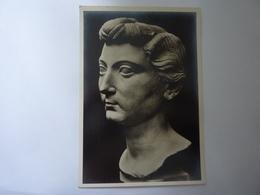 """Cartolina """"MOSTRA AUGUSTEA DELLA ROMANITA'  1937 / 1938  -  RITRATTO DI OTTAVIA"""" - Mostre, Esposizioni"""