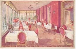 Baden-Baden Hotel Drei Könige Restaurant Ngl #76.802 - Deutschland