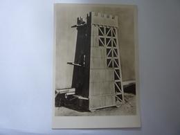"""Cartolina """"MOSTRA AUGUSTEA DELLA ROMANITA'  1937 / 1938  -  TORRE ARIETARIA"""" - Mostre, Esposizioni"""