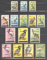Burundi  Michel #  271 : 90  ** - Oiseaux