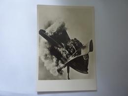 """Cartolina """"MOSTRA AUGUSTEA DELLA ROMANITA'  1937 / 1938  -  ELMO GLADIATORIO RICOSTRUITO"""" - Mostre, Esposizioni"""
