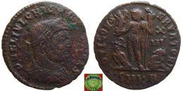 Roman Empire - AE Follis Of Crispus (317-326 AD) IOVI CONSERVATORI, Rare R2 - 7. Der Christlischen Kaiser (307 / 363)